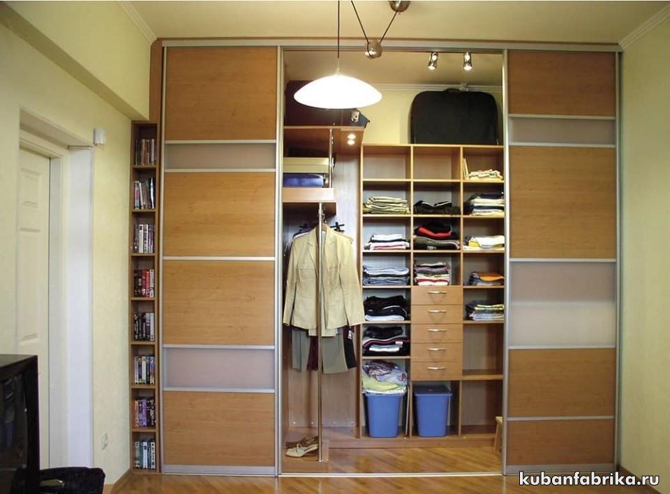 гардеробная в комнату